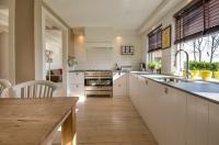 Aranżacja pomieszczenia kuchennego