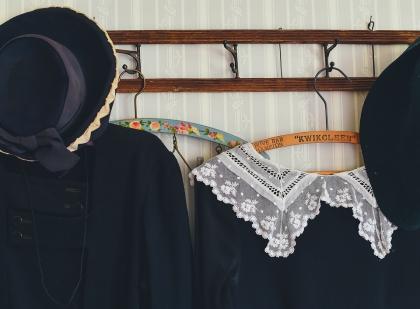 Zastosowanie haczyków na ubrania