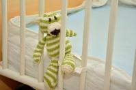 Łóżeczko do pokoju dziecka