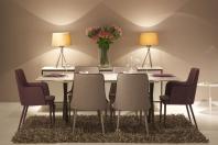 Nowoczesne i praktyczne krzesła do jadalni